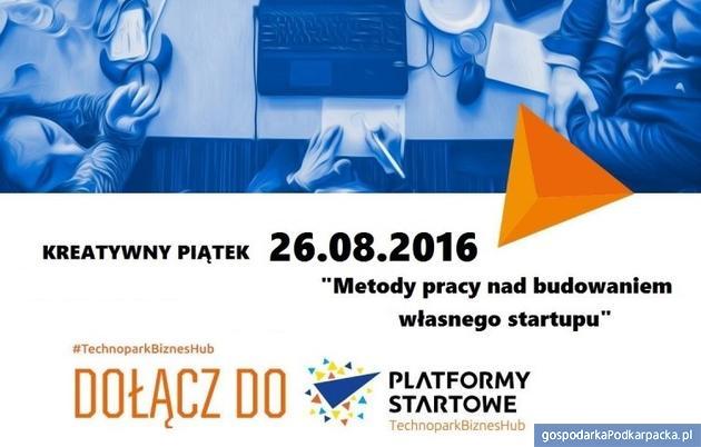 Kreatywny piątek: warsztaty budowania startupu