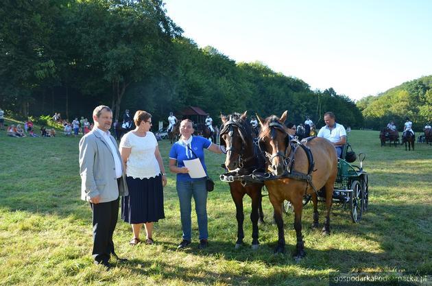 Wystawa bydła i koni w Rudawce Rymanowskiej 2016