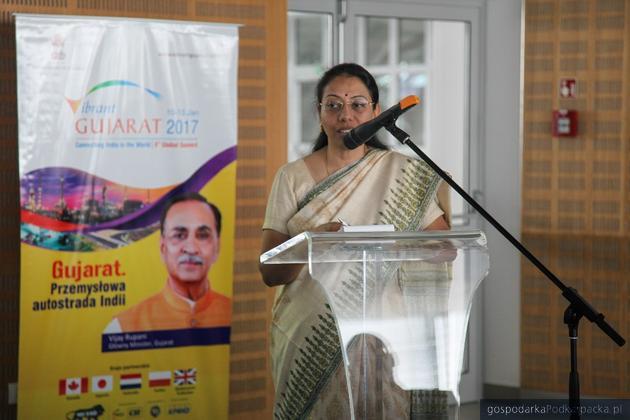 Przedsiębiorcy z Indii (stan Gujarat) na Podkarpaciu