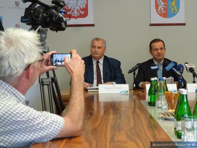 Wojciech Trzaska i Włądysłąw Ortyl