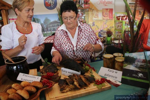 Perła dla Kół Gospodyń Wiejskich z Rudy Różanieckiej i Krzeszowa