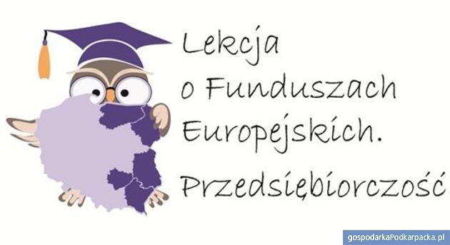 """Startuje kolejna edycja """"Lekcji o Funduszach Europejskich"""""""