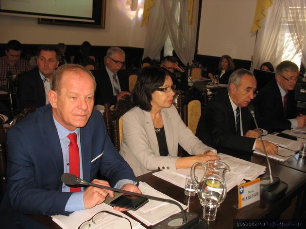 Polityczna polemika na sesji Rady Miasta Rzeszowa