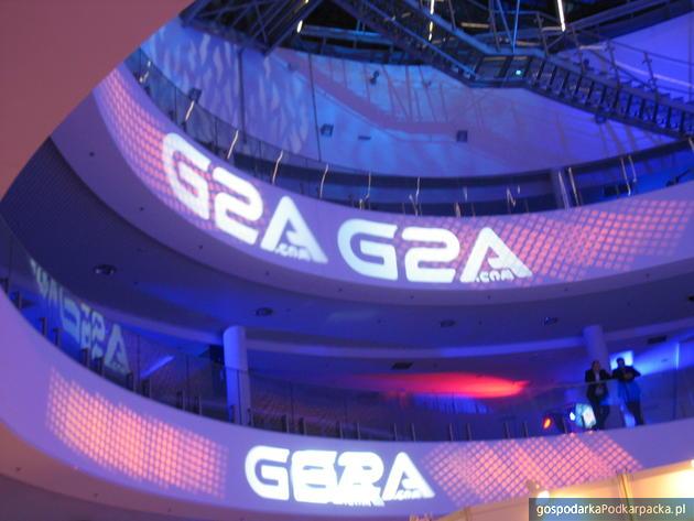 G2A Arena: G2A sponsorem Centrum Wystawienniczo-Kongresowego w Jasionce