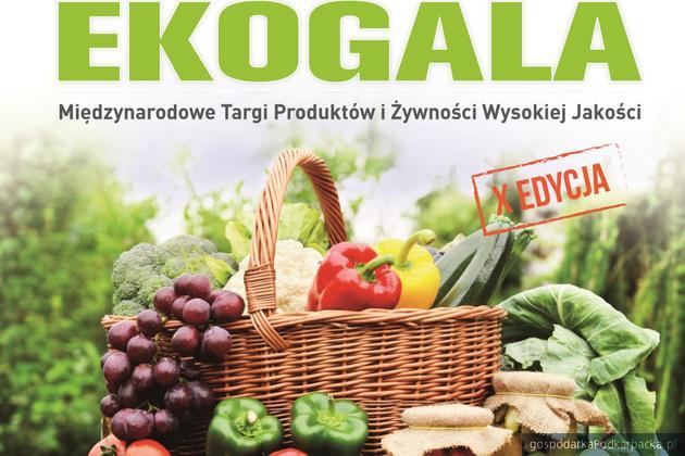 Ekogala – międzynarodowe targi produktów i żywności wysokiej jakości