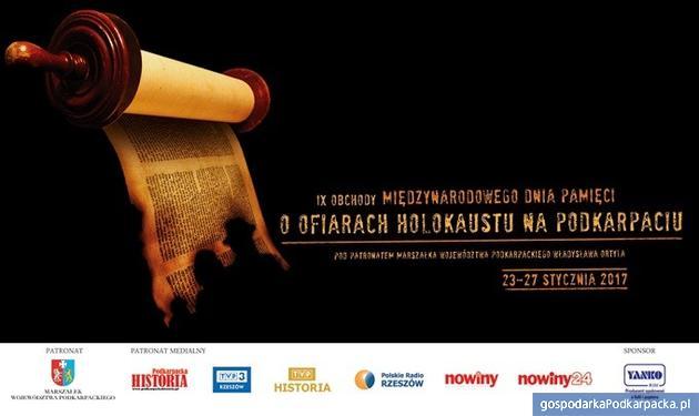 Dzień Pamięci o Ofiarach Holokaustu 2017 na Podkarpaciu