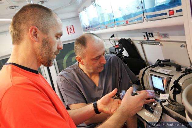 PZL Mielec dofinansował respirator dla pogotowia ratunkowego