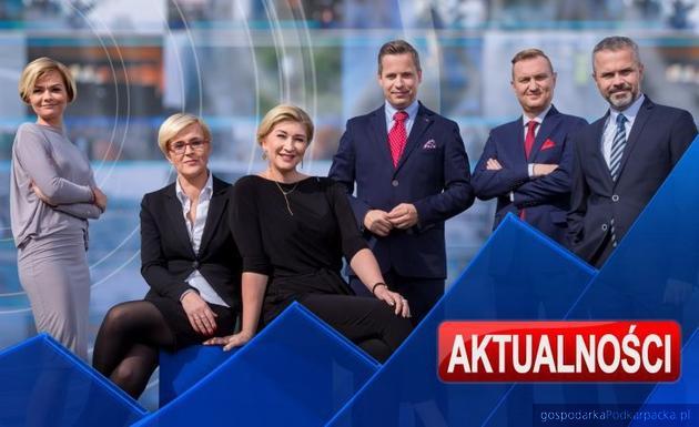 """""""Aktualności"""" TVP3 Rzeszów w nowej odsłonie"""