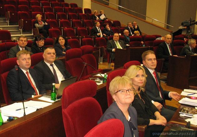 Budżet województwa podkarpackiego na 2017 rok uchwalony