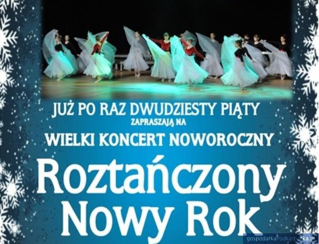 Koncert noworoczny w Krośnie