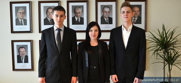 Stypendia ministra dla wybitnych studentów Politechniki Rzeszowskiej