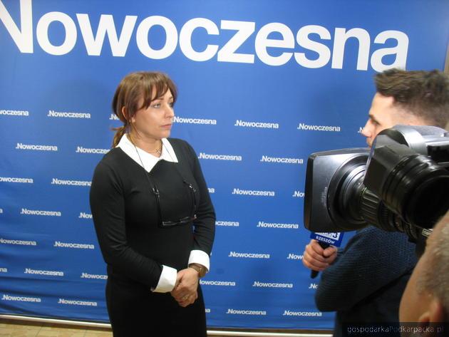 Anna Skiba szefową Nowoczesnej na Podkarpaciu