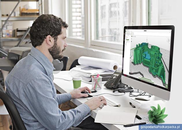 Verashape testuje nowe oprogramowanie drukarek 3D