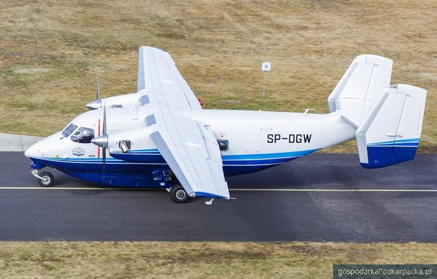 PZL M28 wyruszył do Ameryki Południowej i na Karaiby