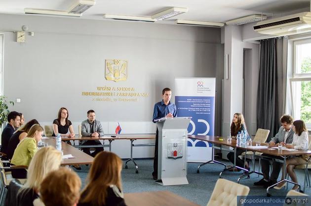 Turniej Debat Europejskich w Rzeszowie