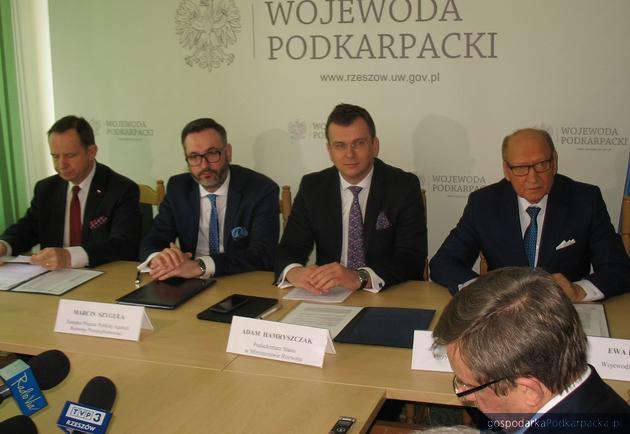 Dotacja na dalszą przebudowę ulicy Podkarpackiej