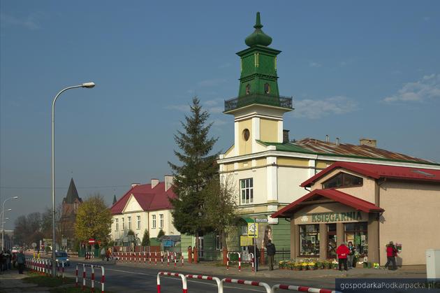 Ulica Lipińskiego w Sanoku. Fot. sanok.pl