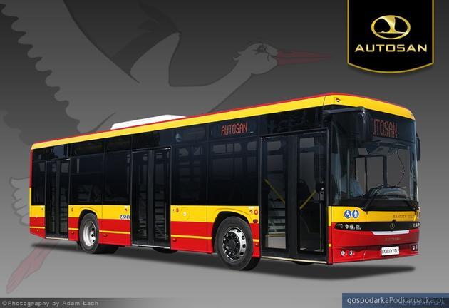 Dębica kupi 10 nowych autobusów