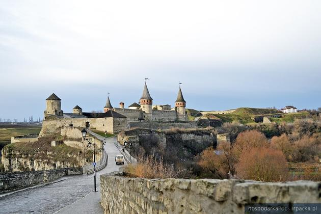 Zamek w Kamieńcu Podolskim/Fot Pixabay/CC0