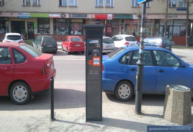 Dębica ma nowe parkomaty