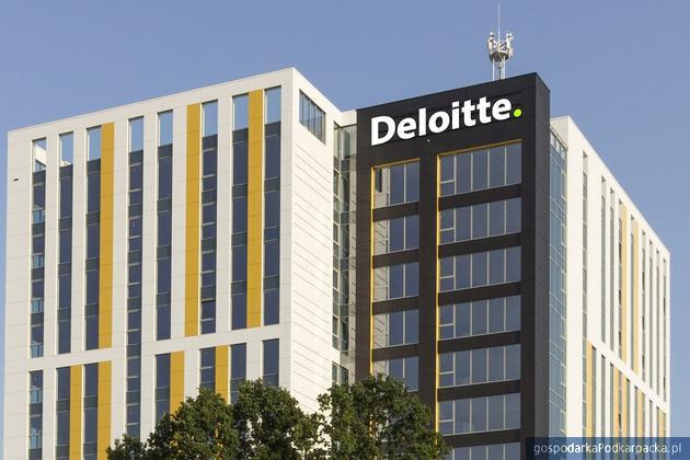 Biura Deloitte w Rzeszowie. fot. archiwum