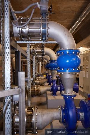 Mała elektrownia w Sieniawie działa pełną parą