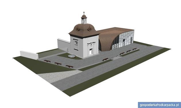 Wizualizacja projektu: Autorskie Studio Architektury ASA (www.asa-architekci.pl)
