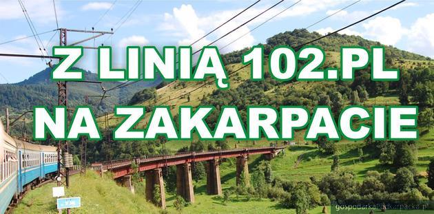 Kolejowa wyprawa linią 102 z Przemyśla na Zakarpacie
