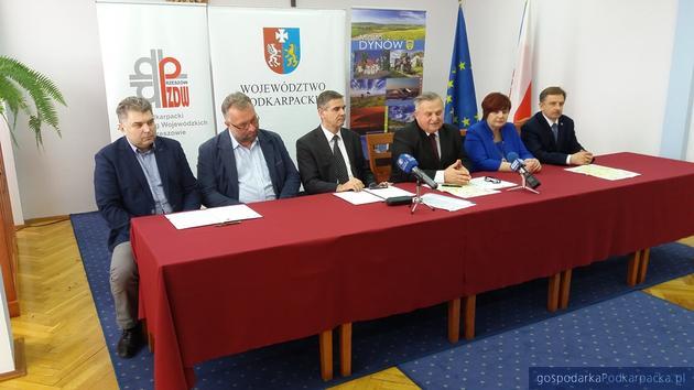 Umowa na budowę obwodnicy Dynowa podpisana