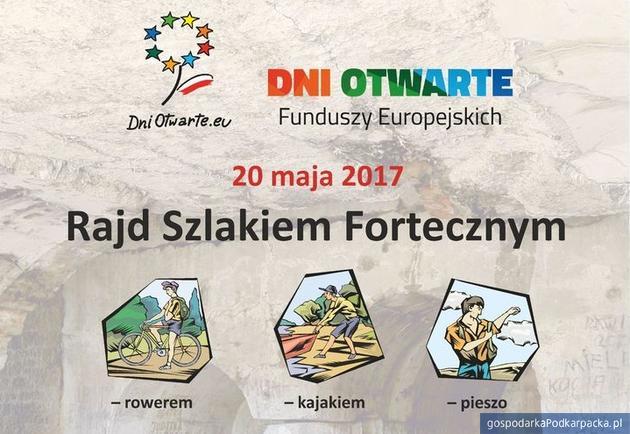 Rajd Szlakiem Fortecznym – Rowerem, Kajakiem, Pieszo 2017