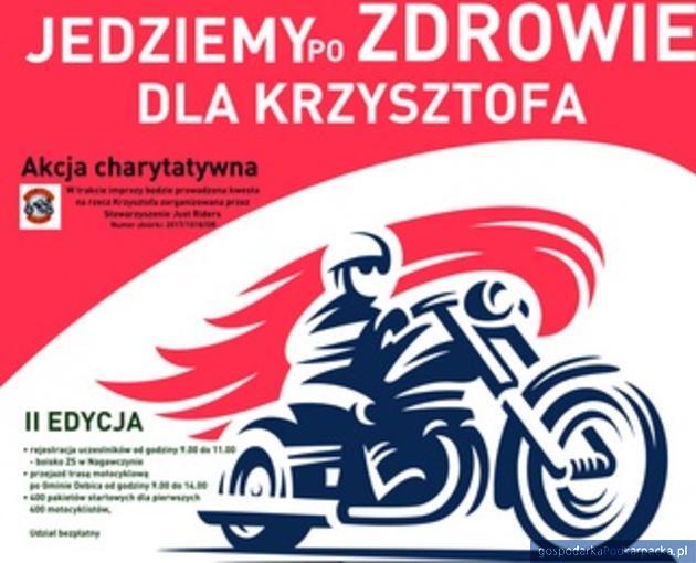 Trasa Motocyklowa po Gminie Dębica 2017
