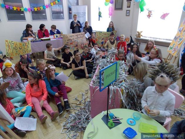 Bajkowy Turniej Bibliotek w Rzeszowie