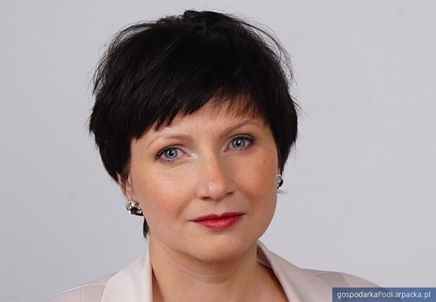 Joanna Rębisz. Fot. archiwum