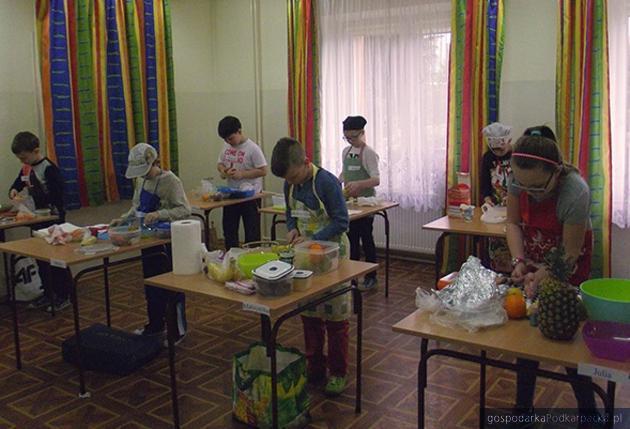 """""""Dzieciaki gotują!"""" w MediaMarkt w Przemyślu"""