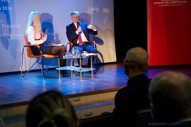 """Spotkanie """"Dialog Obywatelski"""" Komisji Europejskiej w Rzeszowie"""
