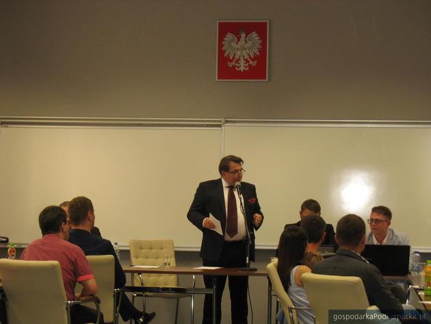 Profesor Zbigniew Krysiak