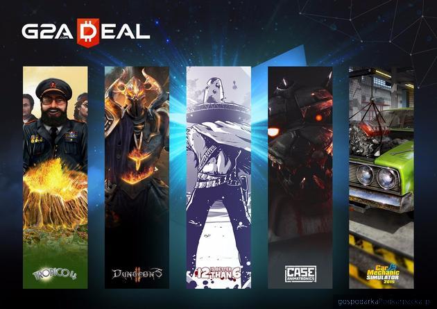 G2A Deal - czwarta edycja promocji