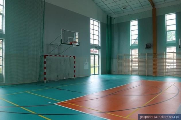 Nowa sala gimnastyczna ZSP nr 2 w Krośnie