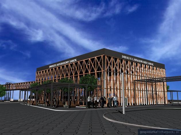 Rozpoczyna się przebudowa dworca autobusowego w Sanoku