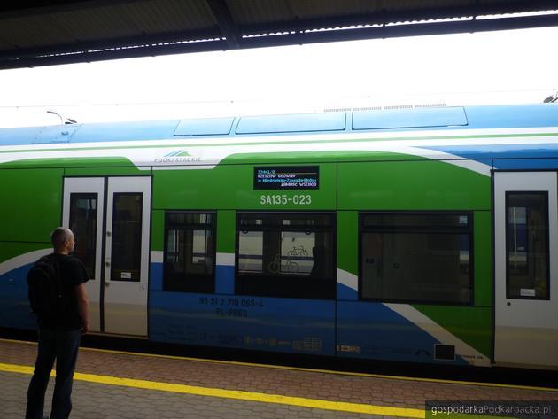 Wakacyjne pociągi z Rzeszowa