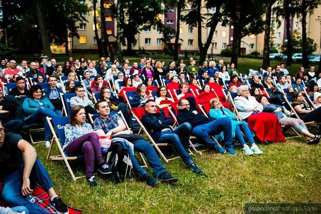 Kino Letnie z nagrodami w Dębicy