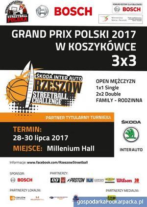 Skoda Inter Auto Rzeszów Streetball Challenge