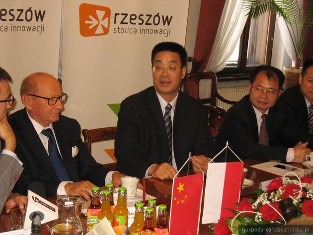 Rzeszów i Fangchenggang - partnerstwo przedłużone