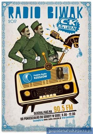 Radio Biwak 2017 -  podróż po dawnej CK Monarchii