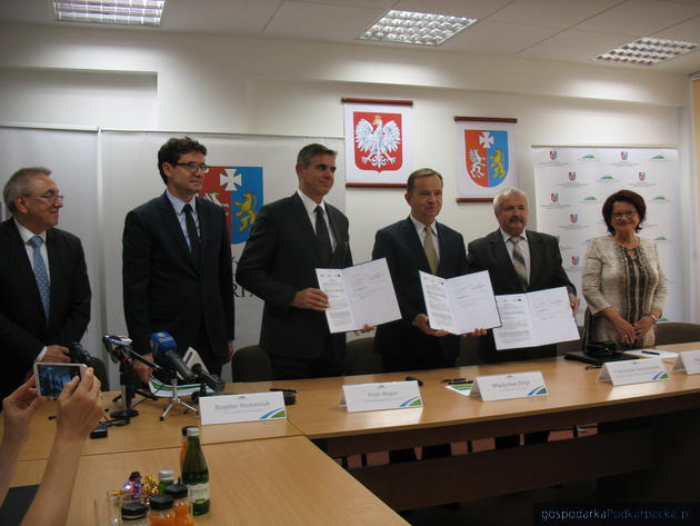 Umowa na budowę łącznika z obwodnicą Sanoka podpisana