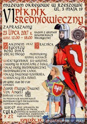VI Piknik Średniowieczny w Rzeszowie