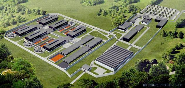 W Sanoku powstanie nowe więzienie