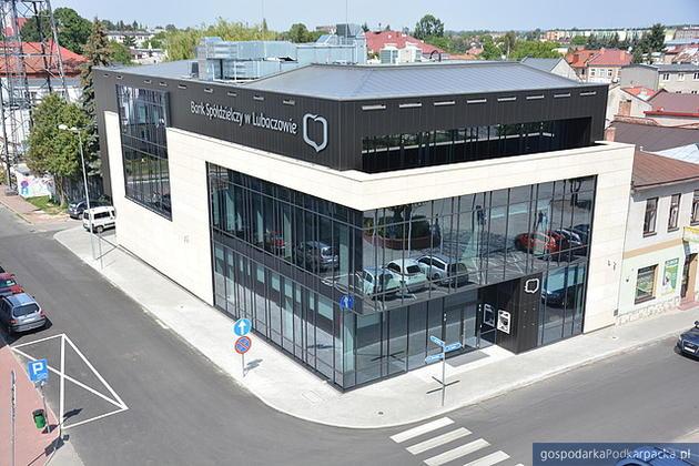 Bank Spółdzielczy w Lubaczowie z nową siedzibą