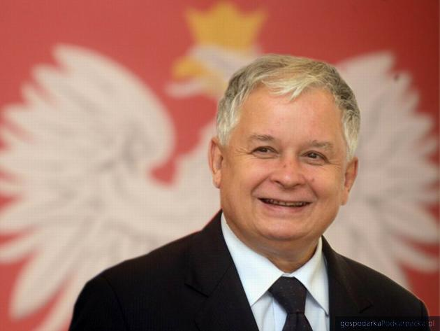Lech Kaczyński. Fot. prezydent.pl