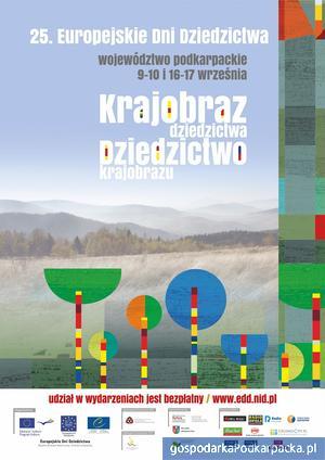 XXV Europejskie Dni Dziedzictwa 2017 na Podkarpaciu